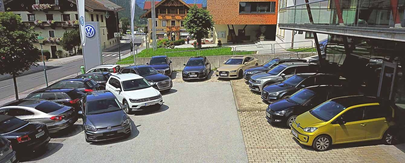 Autohaus Wörndle, Ihre VW und Audi Vertragswerkstätte am Achensee.