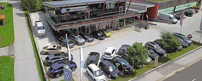 Autohaus Wörndle Achensee